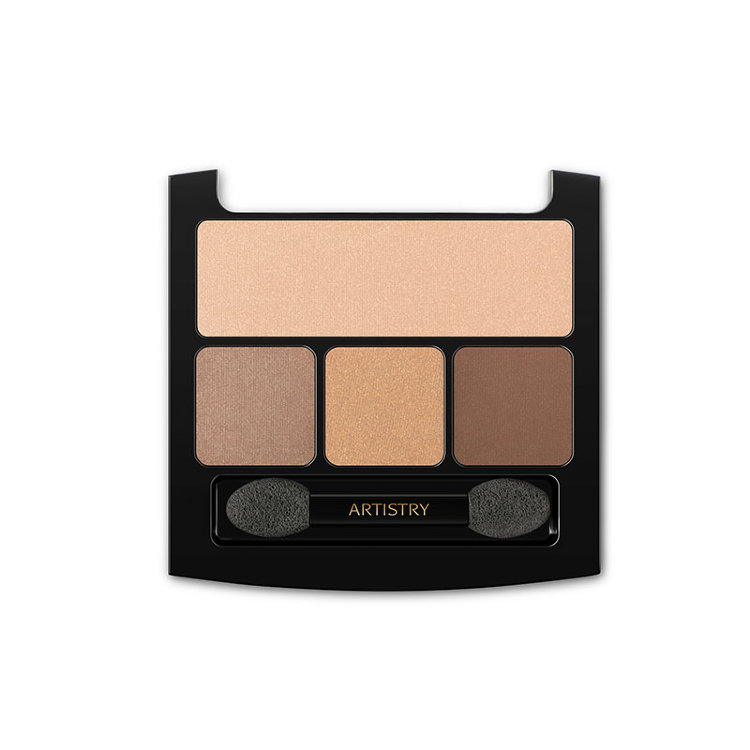 Палитра теней для век, вкладыш ARTISTRY SIGNATURE Color 118395 SPICE BRONZE