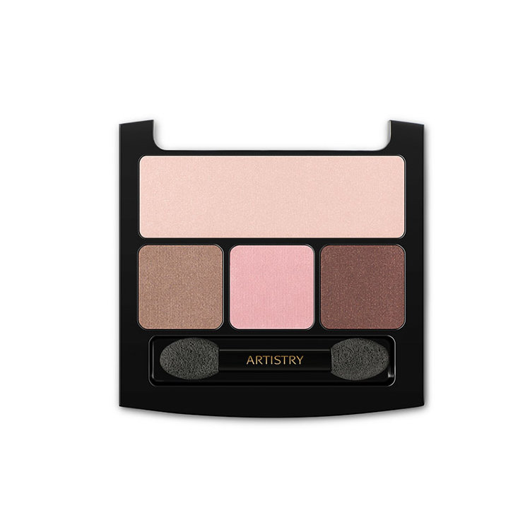 Палитра теней для век, вкладыш ARTISTRY SIGNATURE Colors  118396 PINK CHOCOLATE.jpg