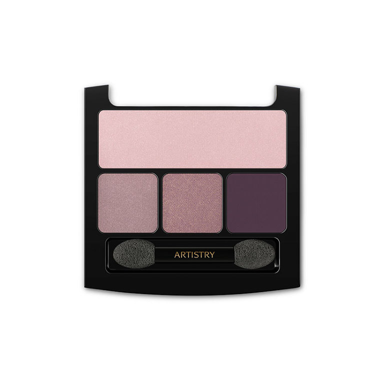 Палитра теней для век, вкладыш ARTISTRY SIGNATURE Color  118397 PLUMBERRY